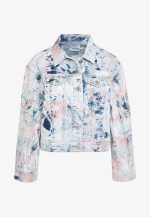 A BONNIE JACKET - Denim jacket - lovewaves