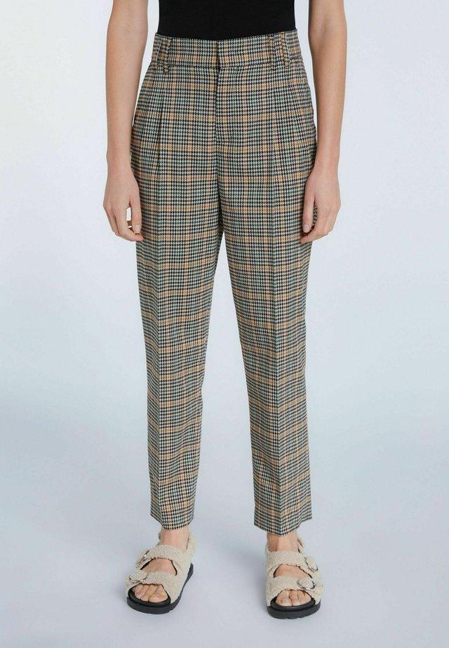 Trousers - light stone grey