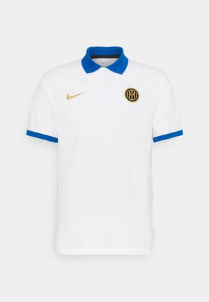 INTER MAILAND SLIM - Klubové oblečení - white/blue spark/truly gold