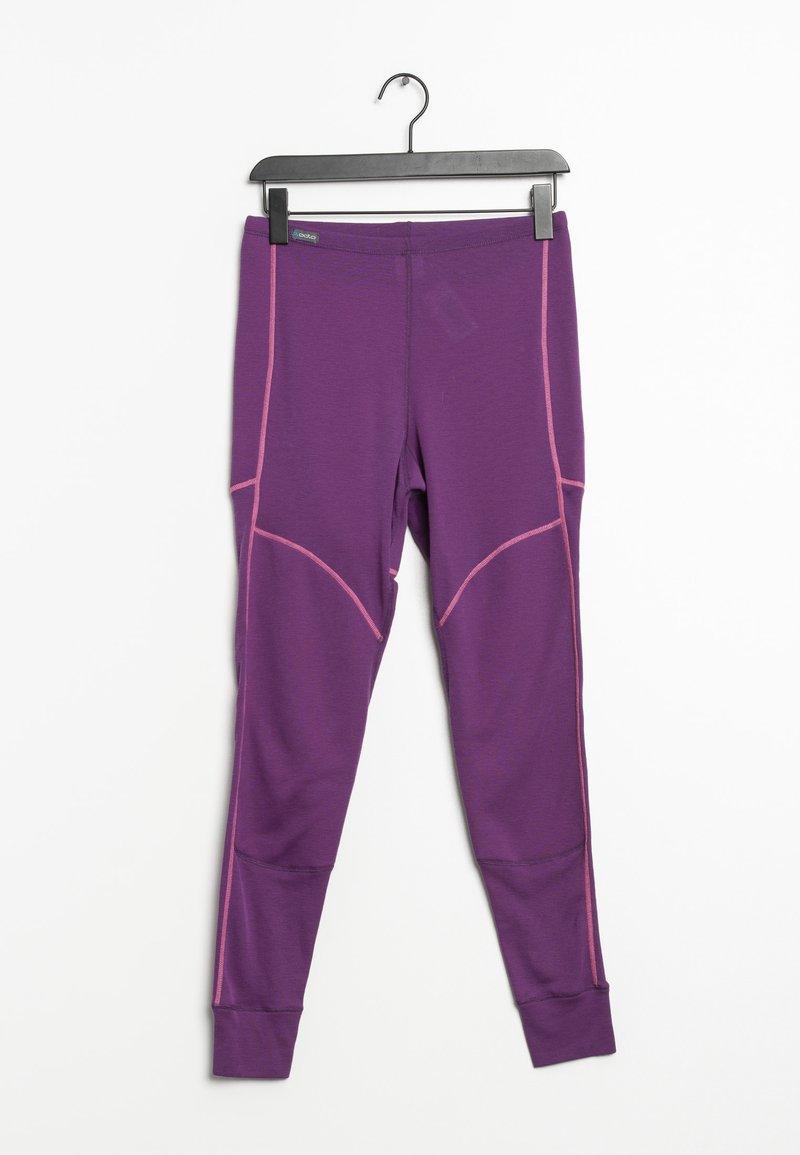 ODLO - Leggings - Trousers - purple