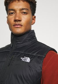 The North Face - ACONCAGUA - Waistcoat - black/white - 4