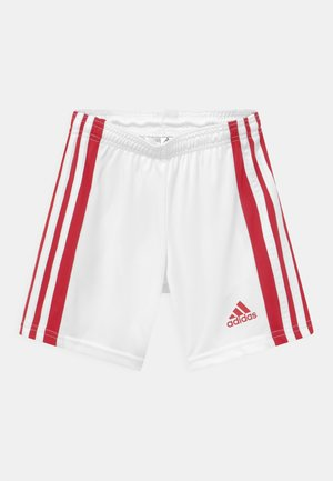 SQUAD UNISEX - Sports shorts - white