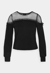ONLCHERRY O-NECK  - Sweatshirt - black