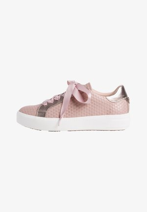 Sneakers laag - rose structure