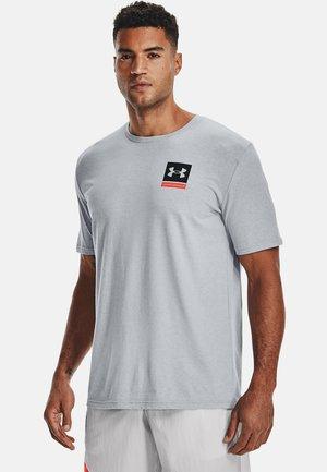 PHOTOREAL SS - Basic T-shirt - grey