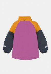 Didriksons - LUN UNISEX - Winter jacket - radiant purple - 2