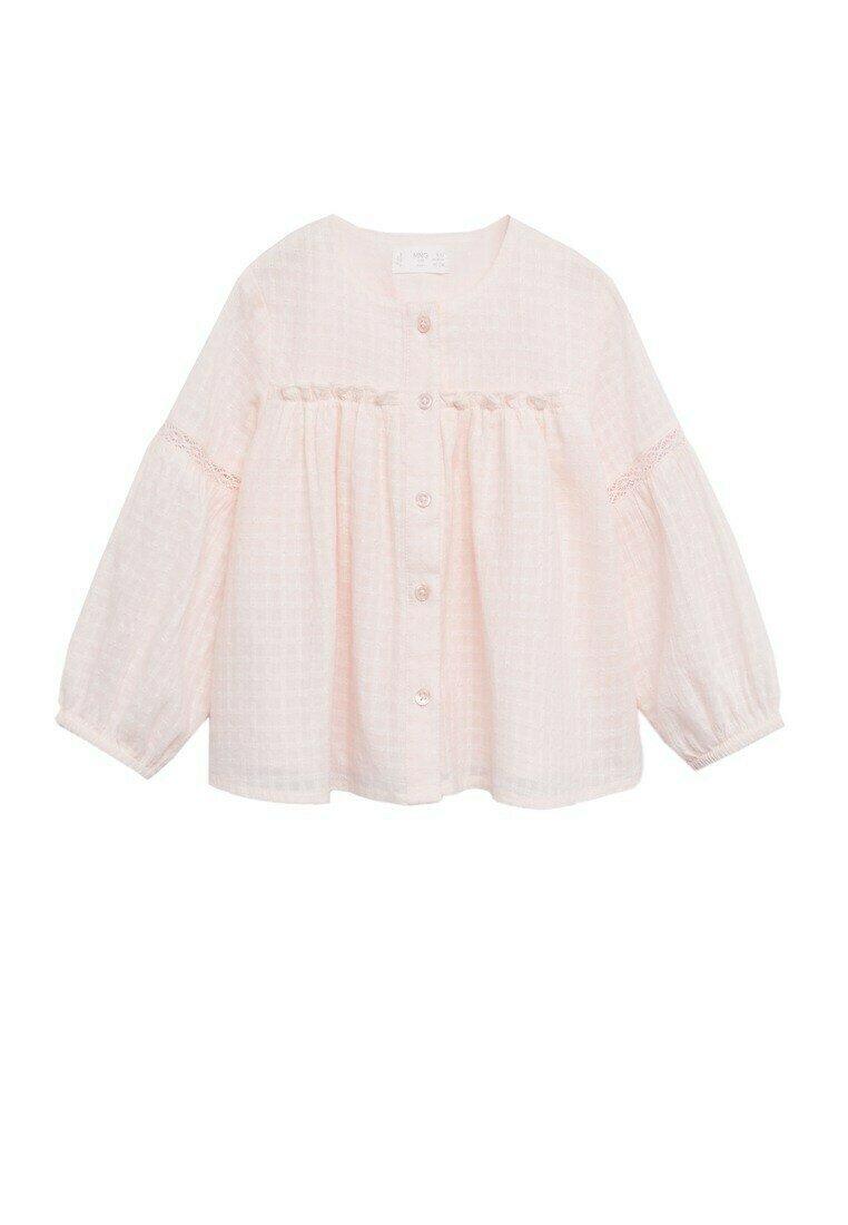 Kinder GETEXTUREERDE - Bluse