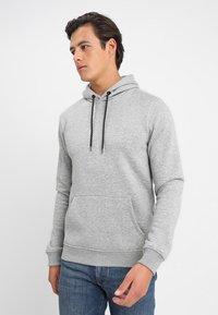 Cars Jeans - KIMAR HOOD - Hoodie - grey melee - 0