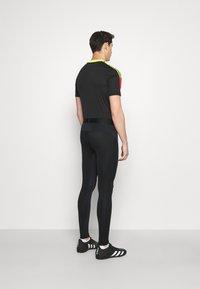 adidas Performance - TECH FIT LONG - Medias - black - 2