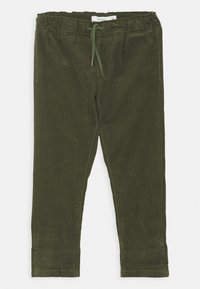 Name it - NMMBABU CORDCETONS PANT - Trousers - thyme - 0