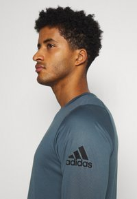 adidas Performance - FREELIFT SPORT ATHLETIC FIT LONG SLEEVE SHIRT - Sports shirt - legblu - 3