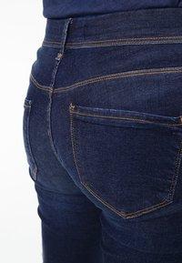 ICHI - ERIN IZARO - Slim fit jeans - medium blue - 5