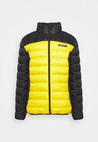 PARELLEX - HYPER JACKET - Light jacket - black/ mustard - 5