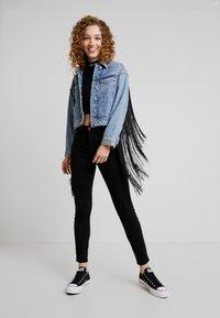 Abrand Jeans - JOSEPHINE SKRIVER LELU TANK - Top - black - 1