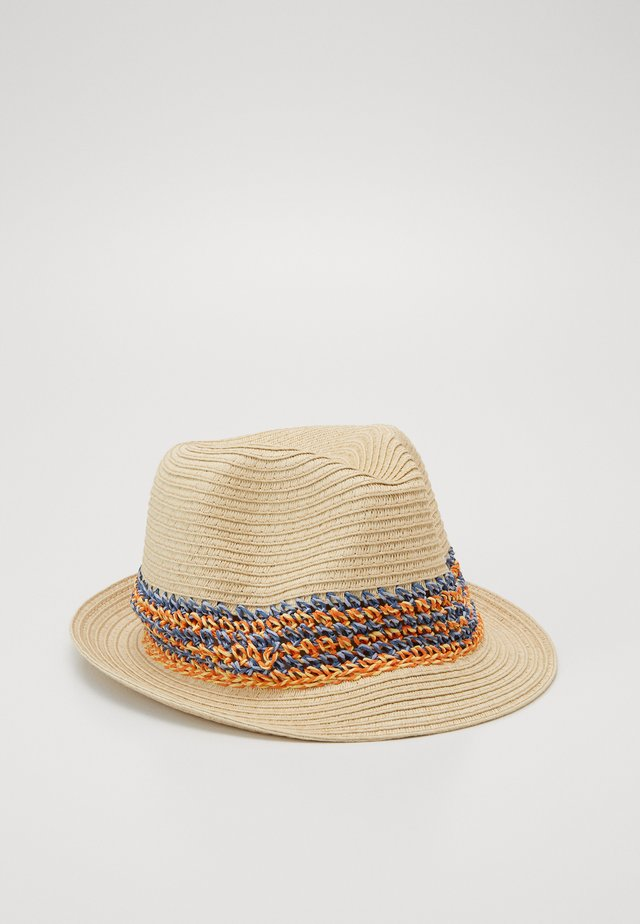 CROCHSTRTRILBY - Hat - cream/beige