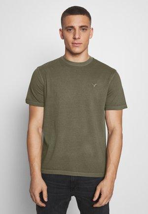 BUTLER  EAGLE - T-shirt basic - olive