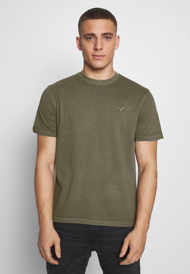 BUTLER  EAGLE - Basic T-shirt - olive