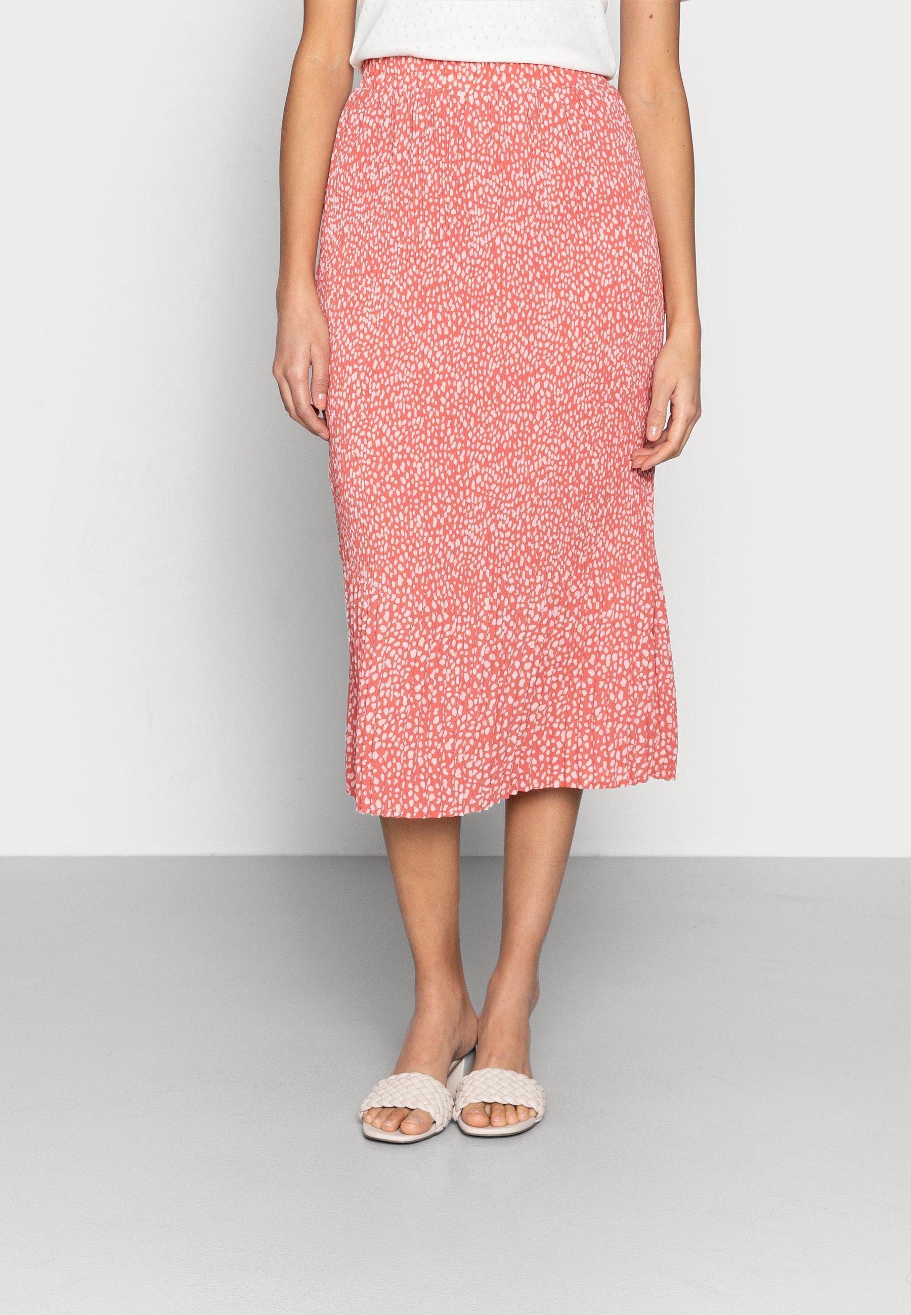 Women CLOVER SKIRT - Pleated skirt