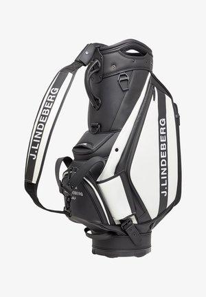 TASCHE STAFF GOLF - Sports bag - black