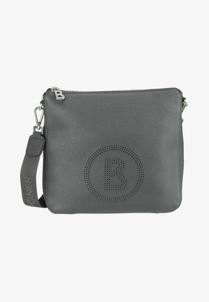 SULDEN  - Across body bag - dark grey