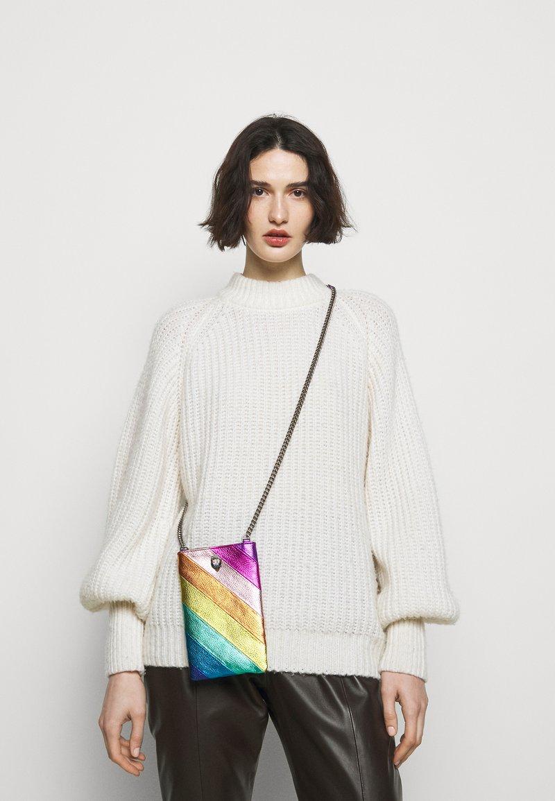 Kurt Geiger London - KENSINGTON PHONE - Across body bag - multicolor