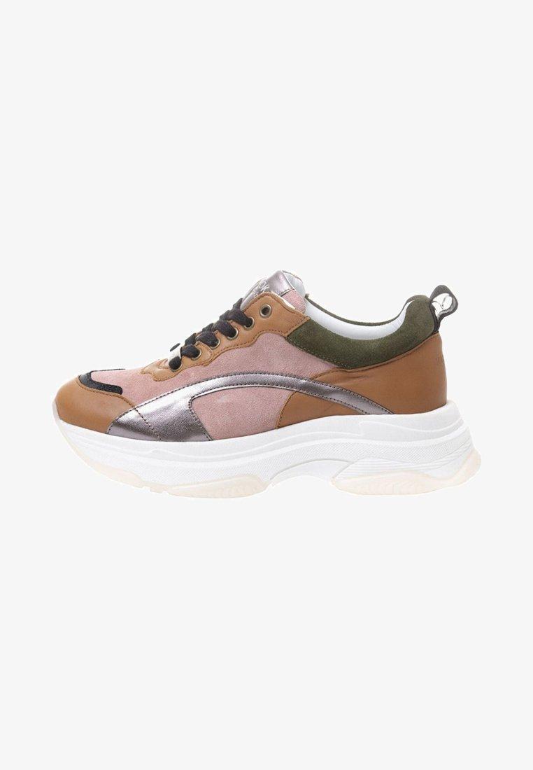 KUNOKA - UGLY - Sneakers laag - pink