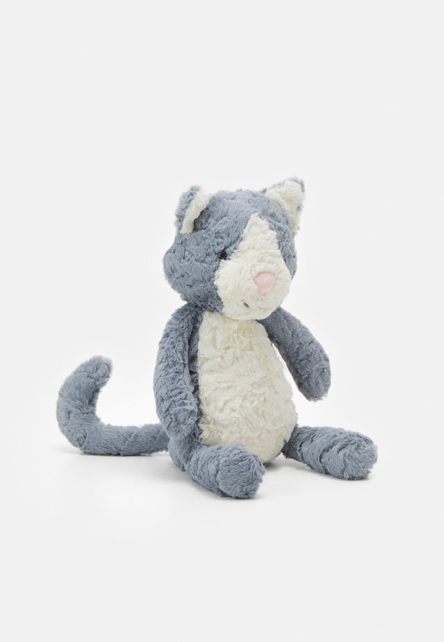 TUFFET CAT UNISEX - Cuddly toy - grey