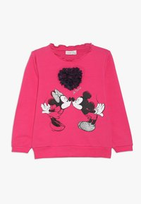 Name it - MICKEY MOUSE NMFMINNIE OLIVIA - Bluza - fuchsia purple - 0