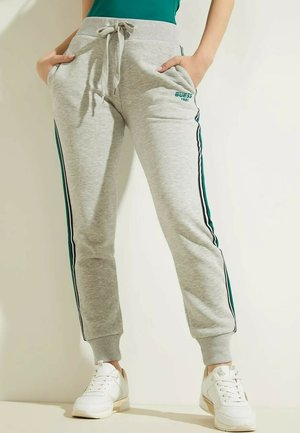 ABIGAL - Tracksuit bottoms - grey
