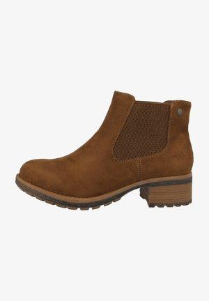 Korte laarzen - amaretto