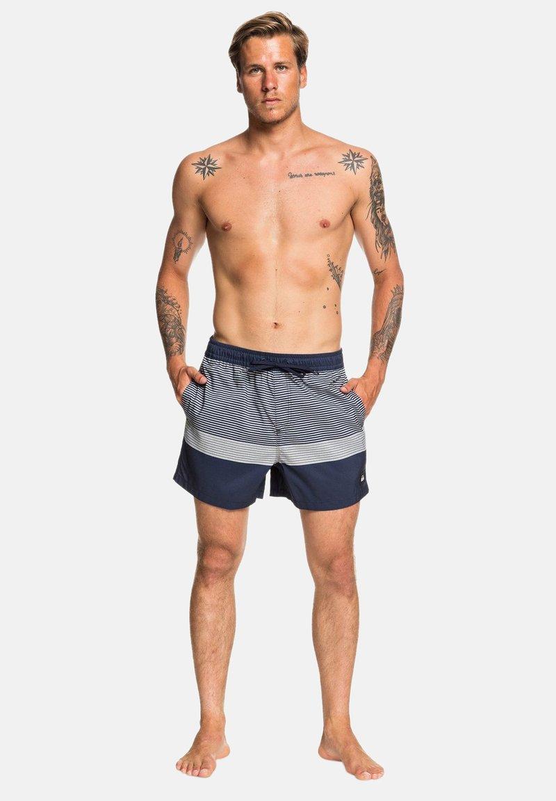 Quiksilver - TIJUANA  - Swimming shorts - midnight navy