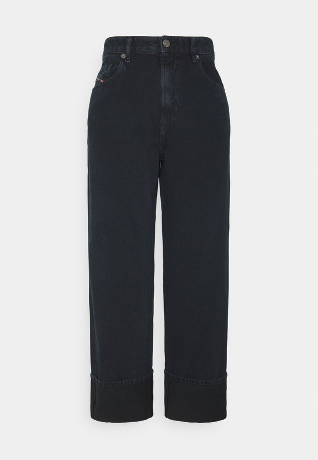 D-REGGY - Relaxed fit jeans - anthrazit