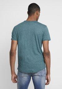 Tommy Jeans - ESSENTIAL JASPE TEE - T-shirt basic - atlantic deep - 2