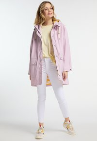 Schmuddelwedda - Parka - light pink - 1
