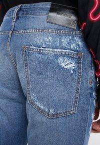 Just Cavalli - Slim fit jeans - blue denim - 6