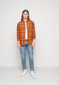 Polo Ralph Lauren - PLAID - Shirt - orange/blue - 1