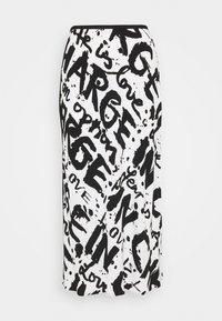 Diane von Furstenberg - MAE - A-line skirt - mantras ivory - 5