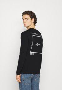 Zign - UNISEX - Long sleeved top - black - 4