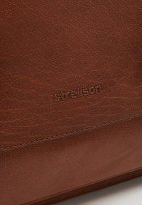 Strellson - SUTTON BRIEFBAG - Laptop bag - cognac - 7