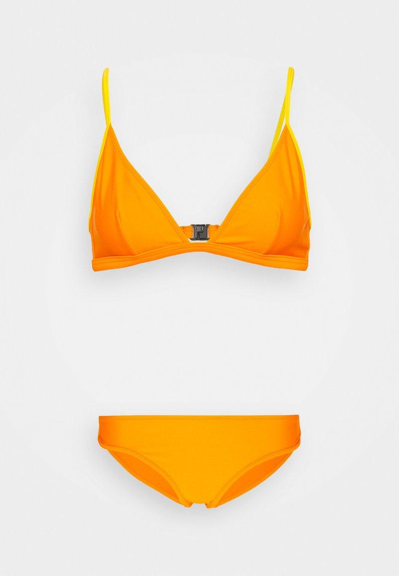 NON COMMUN - GABRIELLE SET - Bikiny - orange