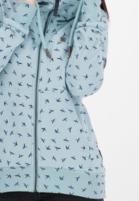 alife & kickin - Zip-up hoodie - light blue - 4