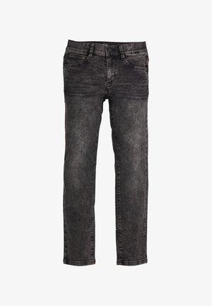 IM USED LOOK - Straight leg jeans - grey