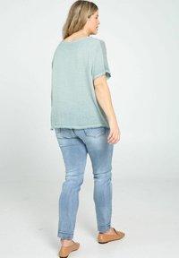 Paprika - Print T-shirt - mint - 2