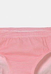 Schiesser - 95/5 5 PACK - Kalhotky - pink/white - 3