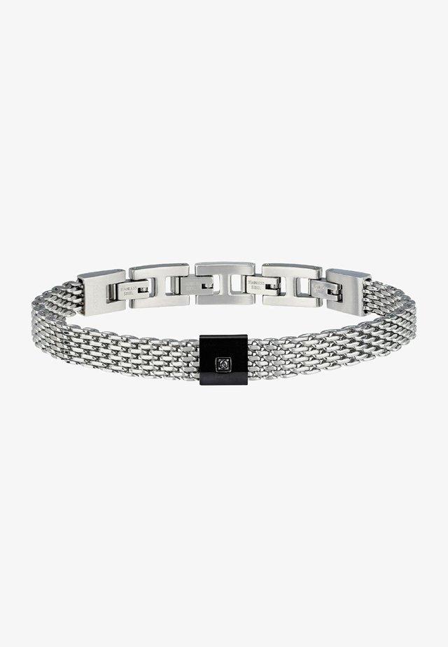 Bracciale - silver-black