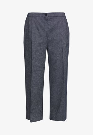 RICCIOLO - Trousers - dark blue