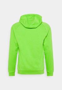 Nike Performance - Hoodie - mean green/black - 1