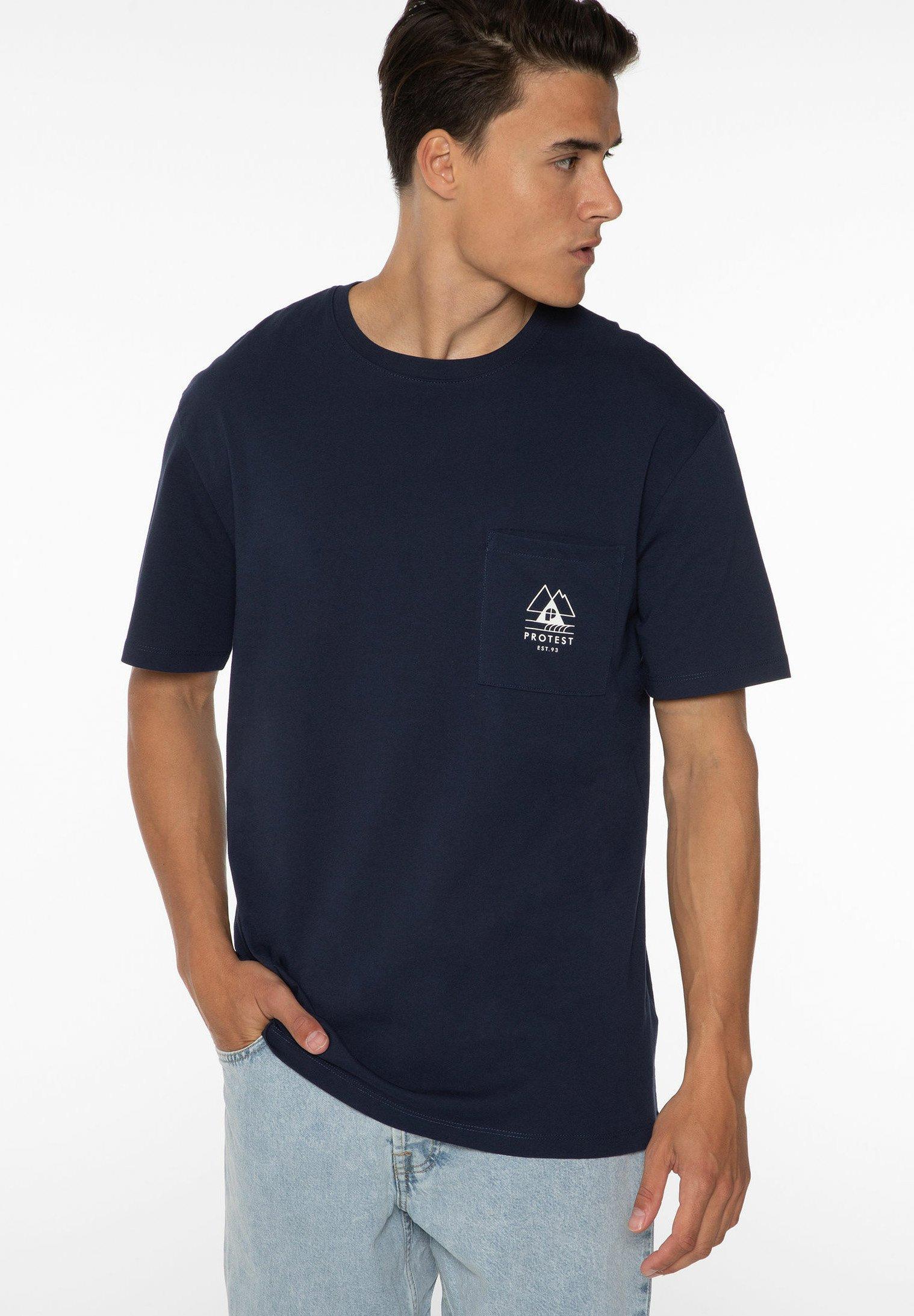 Herrer ISIAH - T-shirts basic