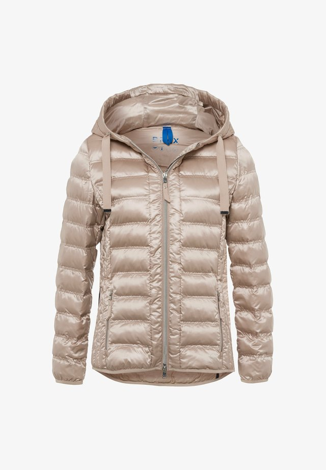 STYLE COMO - Giacca invernale - camel
