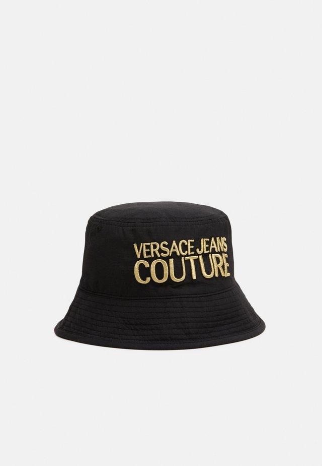 UNISEX - Hat - black/gold-coloured